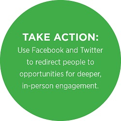 Take Action on Social Media
