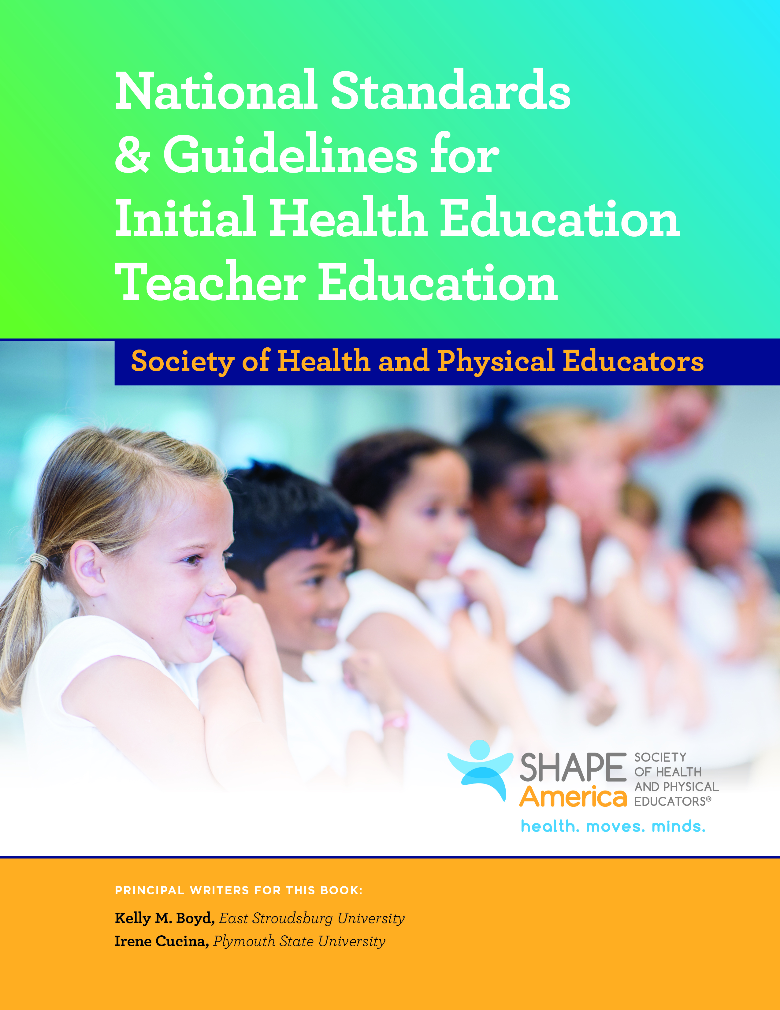National Standards & Guidelines for Initial Health Education