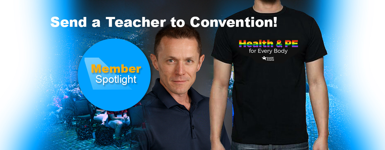 Send a Teacher to Convention
