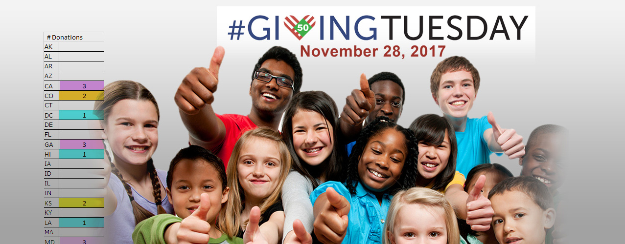 'Giving Tuesday