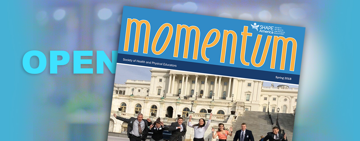 Momentum: Open Access Issue