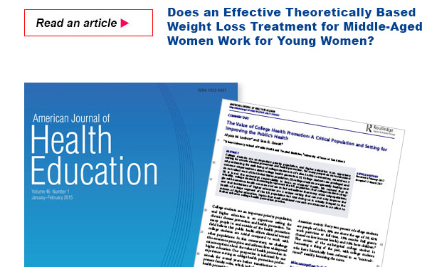 Does an Effective Theoretically Based Weight Loss Treatment for Middle-Aged Women Work for Young Women?