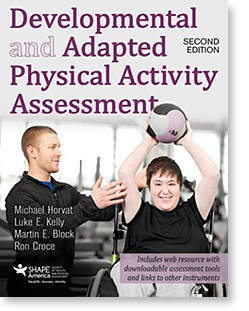 Developmental and Adapted Physical Activity Assessment 2nd Edition