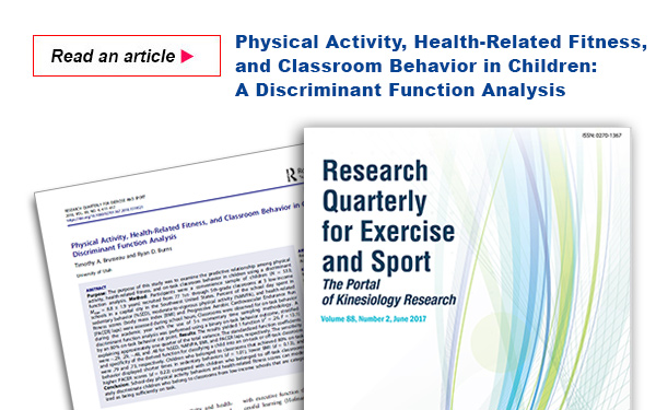 Physical Education And Health Education Shape America