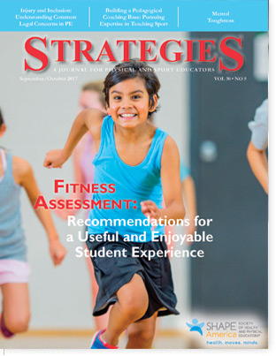 Strategies September October 2017 Cover Image