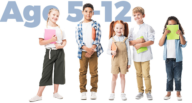 Physical Activity For Children 5 12