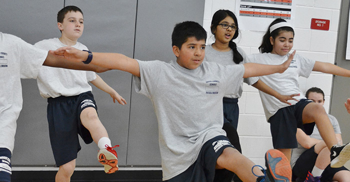 Teaching Inclusive and Relevant Physical Education