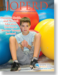 JOPERD: Journal of Physical Education, Recreation and Dance