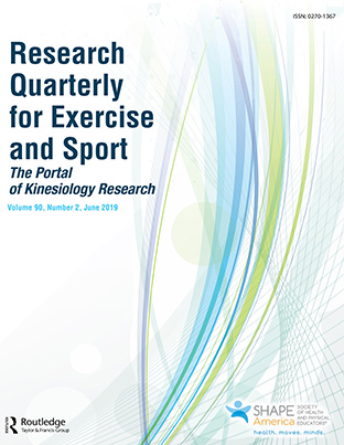 Research Quarterly for Exercise and Sport - June 2019