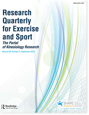 Research Quarterly for Exercise and Sport - September 2018