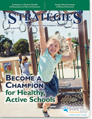Strategies Cover March 2019