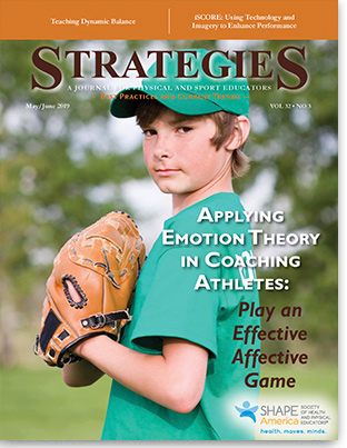 Strategies Cover March April 2019