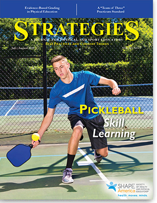 Strategies Cover July August 2019