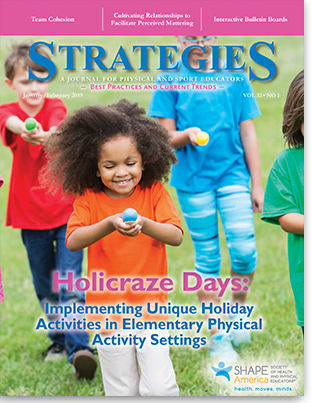 Strategies Cover January February 2019