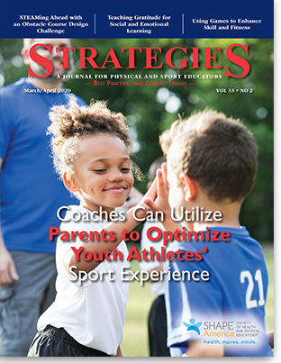 Strategies March April 2020 Cover Image