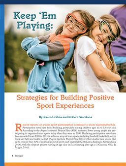 strategies september october 2018 free access article