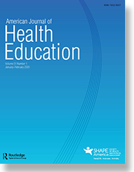 AJHE: American Journal of Health Education